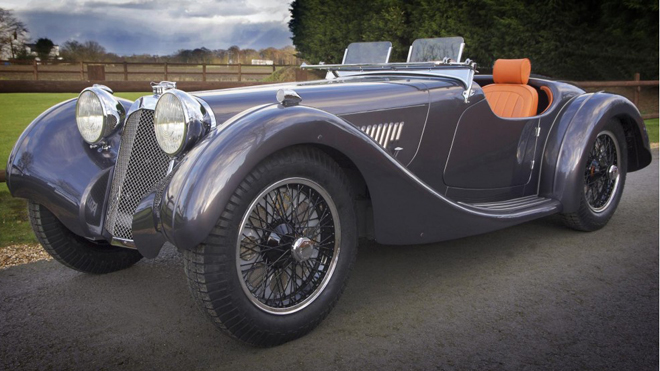 British automotive mark Atalanta revives 75-year-old roadster, Twitter drools