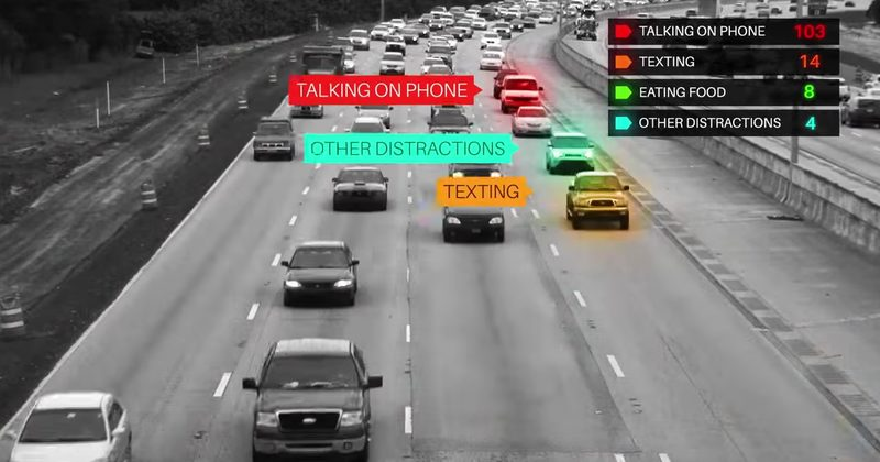 What They Recorded Will Make You Think Twice About Driving Ever Again