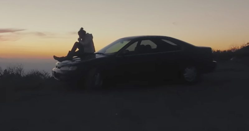 Funny Boyfriend Makes Dramatic Commercial To Sell Girlfriend's Used Car