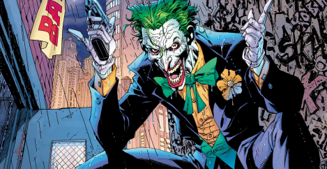 Martin Scorsese is producing a gritty movie about the Joker