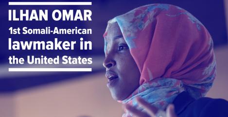 Minnesota Just Elected The Country's First Somali-American Muslim Woman Legislator