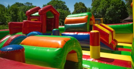 This Woman Who Bought A Bouncy House With Her Rejected Date's Credit Card Is Our New Hero