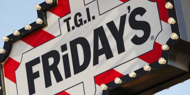 TGI Friday's Is Testing Boozy Deliveries And Apps Never Sounded Better