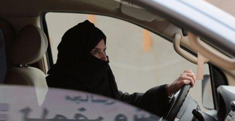 Women will soon be allowed to drive in Saudi Arabia