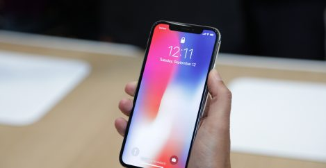 The iPhone X reveals why Tim Cook was so mad about Palm