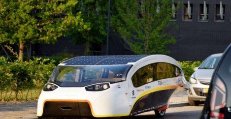 World Solar Challenge Marks Progress Of Solar-Powered Cars