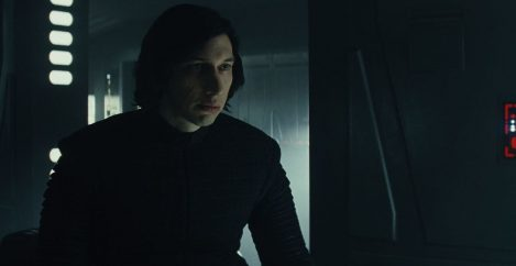 Kylo Ren is sporting a new scar treatment and fans are freaking out