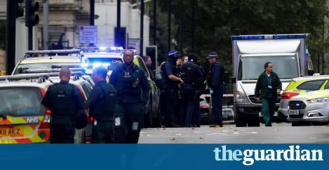 Crash at London's Natural History Museum not terror-related, say police