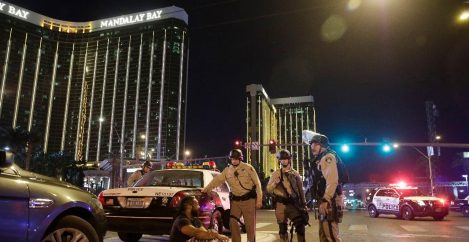 Las Vegas shooting: At least 50 dead, more than 200 injured in massacre