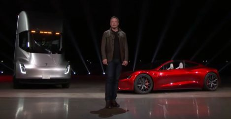 Tesla shocked everyone last night with the fastest production car ever made