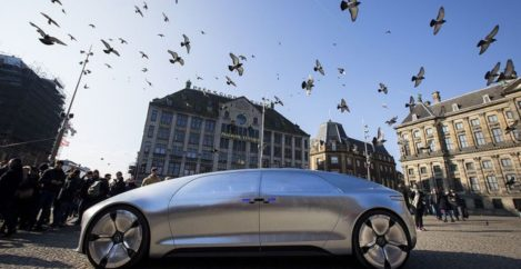 Driverless cars on UK roads by 2021 – really?