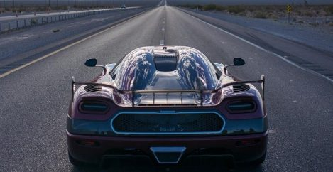 The 278 mph Koenigsegg Agera RS is the new world's fastest car