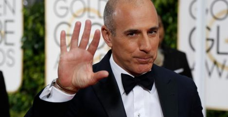 Matt Lauer speaks out after 'Today' firing over sexual assault allegations