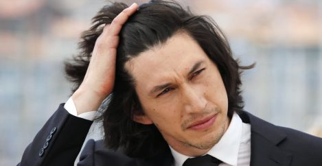 A Face Swap Of Adam Driver And Keanu Reeves Is Blowing People's Minds