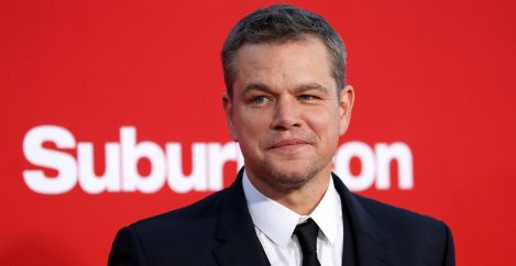 Matt Damon Opens Up About Sexual Misconduct And Its Kind Of A Mess