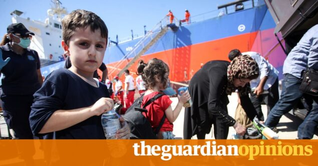 Migration can benefit the world. This is how we at the UN plan to help | Antnio Guterres