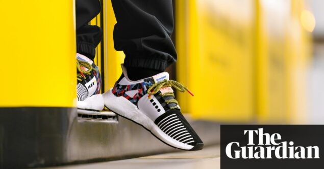 'Public transport is cool': new Adidas trainers double as Berlin transit passes