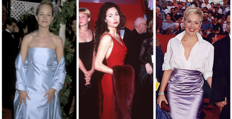 These Photos Show What The Oscars Looked Like 20 Years Ago