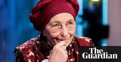 Emma Bonino: Italy's pro-Europe, pro-immigrant conscience
