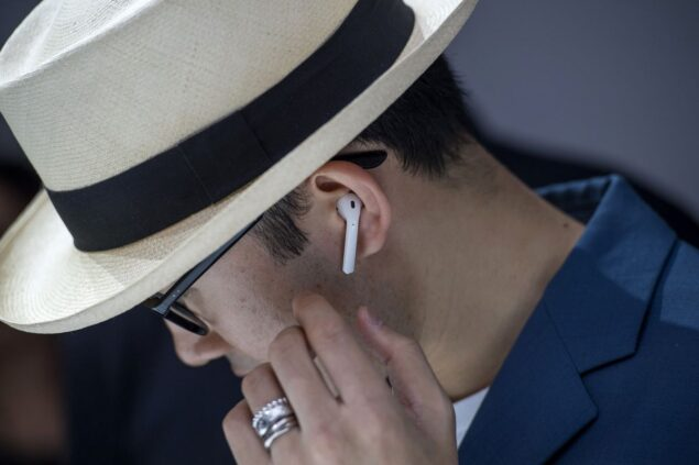 Apple Turns Up Audio Ambition With High-End Headphones