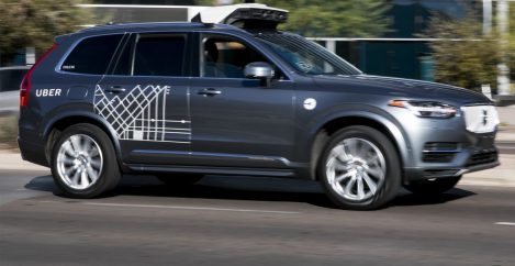 Uber Halts Autonomous Car Tests After Fatal Crash in Arizona