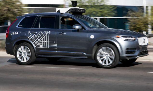 Uber Halts Autonomous Car Tests After Fatal Crash in Arizona