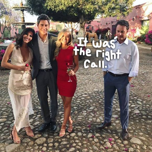 Chris Harrison Defends ABC's Decision To Film Arie Luyendyk Jr.'s Dumping Of Fiance Becca Kufrin!
