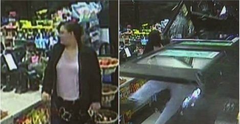 Drunk Driver Crashes Into 7-Eleven Store, Narrowly Missing Customer