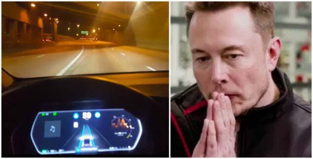 Tesla Owner Almost Crashes In Near-Identical Scenario To The Fatal Autopilot Collision In California