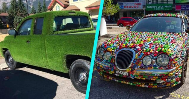 20 Insanely Souped up Cars That Will Have You Rubbernecking